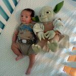 Baby Yo-yo with Yoda