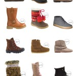 cozy fall boots for little ones