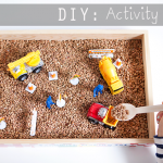 montessori DIY activity tray