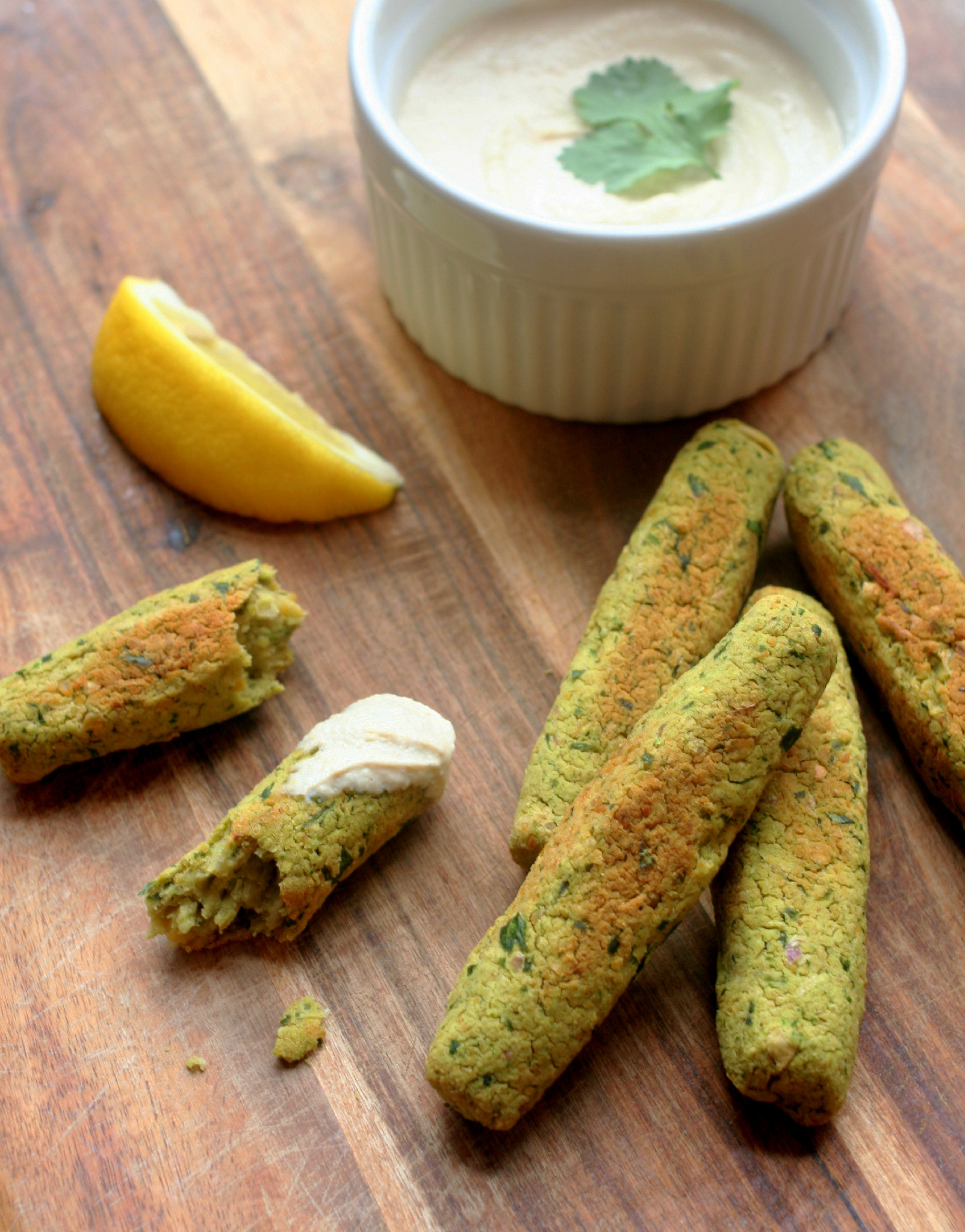 Falafel Finger Food | Easy Finger Foods | Recipes And Ideas For Your Party
