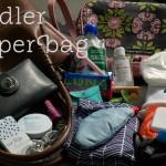 Toddler diaper bag copy